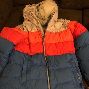 Boys ll bean winter coat